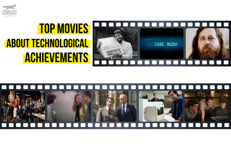 top movies about technological achievements