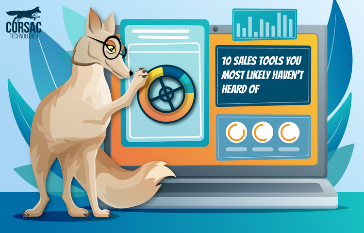 10 sales tools you most likely haven't heard of