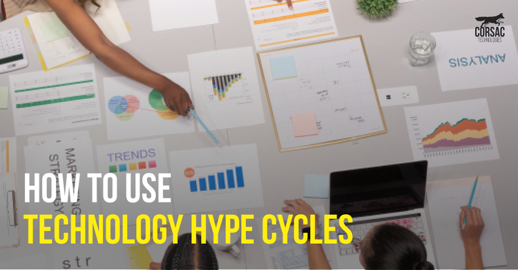 How to Use Technology Hype Cycles