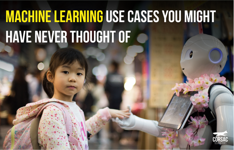 Machine learning use cases you might have never thought of