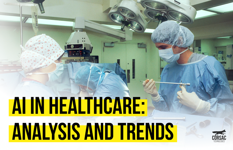 AI in Healthcare: analysis and trends