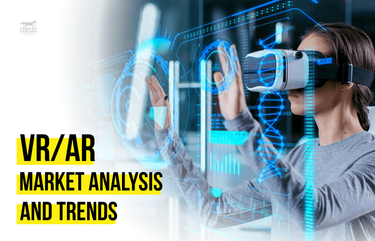 VR/AR market analysis and trends